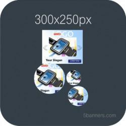 HTML5 Banner 1142 & Source File