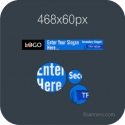 HTML5 BANNER 468X60 & Source File