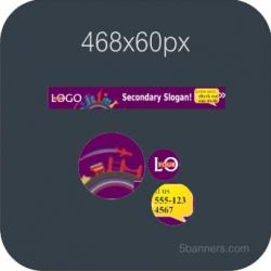 HTML5 Banner 468X60