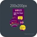 MYBANNER HTML5 Banner 200X200