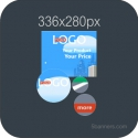 HTML5 Banner 336x280 & SOURCE FILE