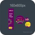 MYBANNER HTML5 Banner 160X600