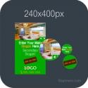 MYBANNER HTML5 Banner 240X400