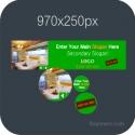 MYBANNER HTML5 Banner 970X250
