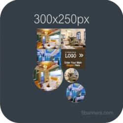MYBANNER HTML5 Banner 300X250