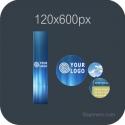 HTML5 Banner 120X600