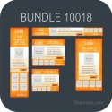 Bundle of 10 Ready Html5 Banners