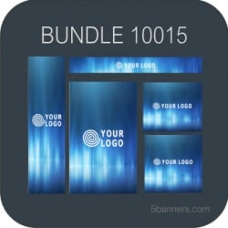 MYBANNER Bundle of 8 Ready Html5 Banners